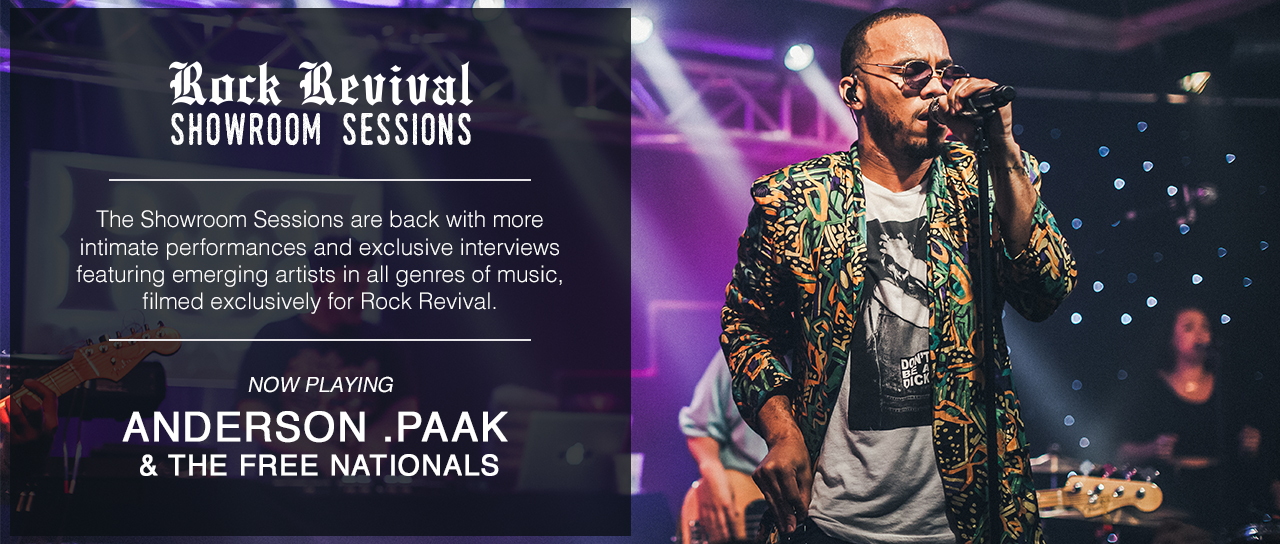 Rock Revival Showroom Sessions